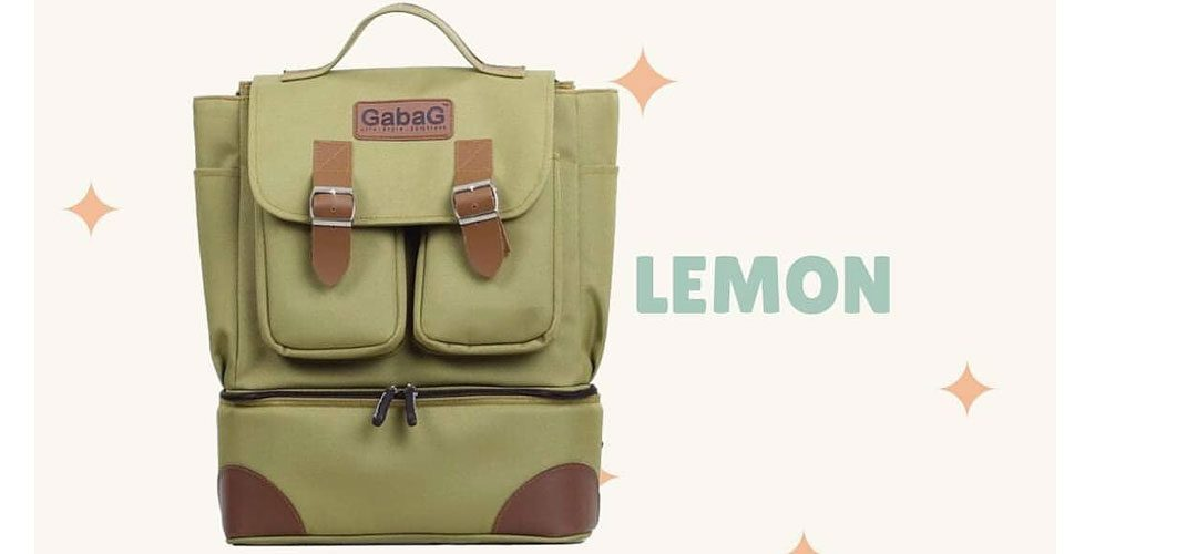 Gabag Lemon Backpack